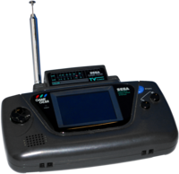 Sega Game Gear With Tuner