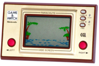Game & Watch: Parachute