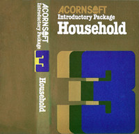 Acornsoft Introductory Package 3: Household