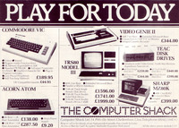 Computer Shack: Play for today (1981)