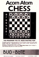 Bug Byte: Acorn Atom Chess (1981)
